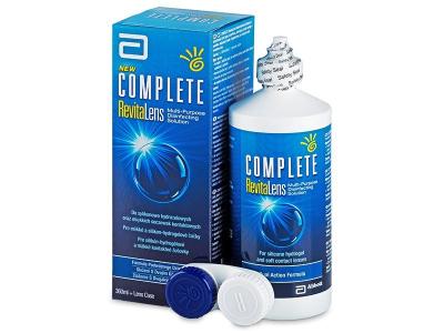 Tekočina za čiščenje - Tekočina Complete RevitaLens 360ml