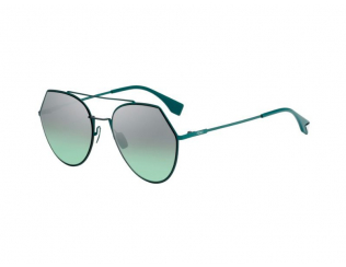 Sončna očala Fendi - Fendi FF 0194/S 1ED/GY