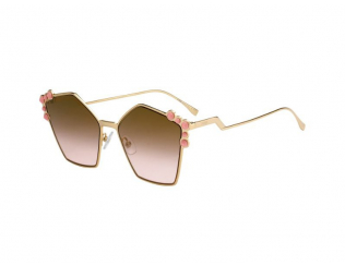Sončna očala Fendi - Fendi FF 0261/S 000/53