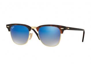 Sončna očala Browline - Ray-Ban CLUBMASTER FLASH LENSES RB3016 990/7Q