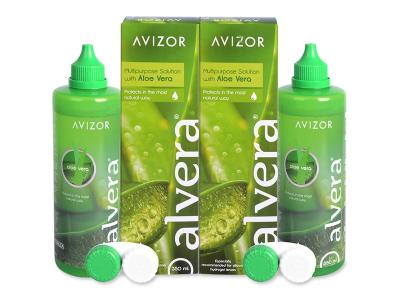 Tekočina Alvera 2 x 350 ml