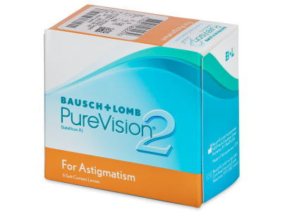 PureVision 2 for Astigmatism (6 leč)
