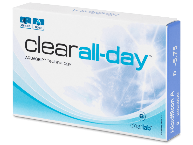 Clear All-Day (6 leč)