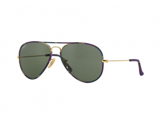 Sončna očala Ray-Ban - Ray-Ban AVIATOR FULL COLOR RB3025JM 172