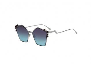 Sončna očala Oversize - Fendi FF 0261/S 6LB