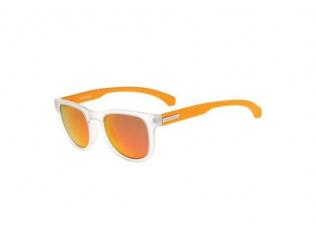 Sončna očala Oversize - Calvin Klein JEANS CKJ783S-000
