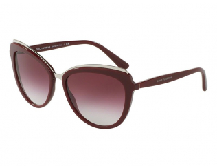 Sončna očala Cat Eye - Dolce & Gabbana DG 4304 30918H