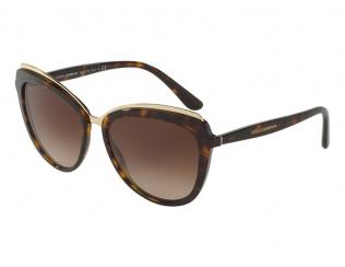 Sončna očala Cat Eye - Dolce & Gabbana DG 4304 502/13