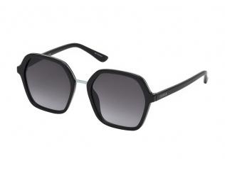 Sončna očala Oversize - Guess GU7557 01B