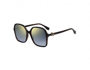 Sončna očala Oversize - Fendi FF 0287/S 086/FQ