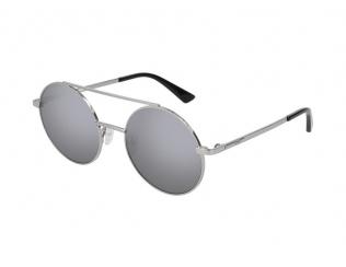 Sončna očala Round - Alexander McQueen MQ0138S 002