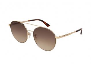 Sončna očala Pilot - Alexander McQueen MQ0107SK 004