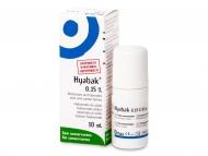 Kapljice za oko - Kapljice za oči Hyabak 10 ml