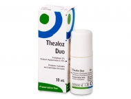 Kapljice za oko - Kapljice za oči Thealoz Duo 10 ml