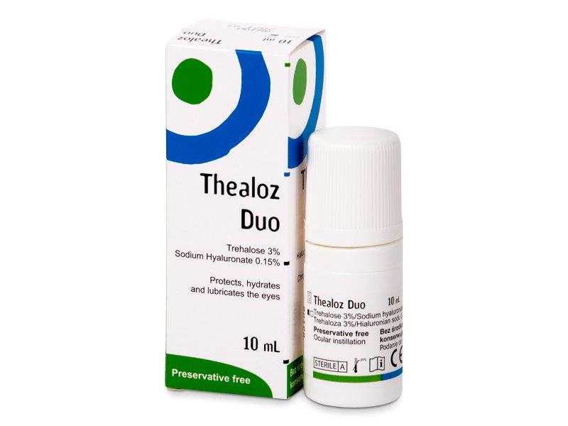 Kapljice za oči - Kapljice za oči Thealoz Duo 10 ml
