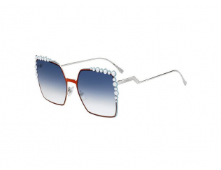 Sončna očala Oversize - Fendi FF 0259/S L7Q/08