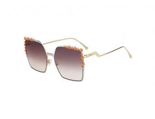 Sončna očala Oversize - Fendi FF 0259/S 35J/NQ