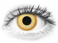 ColourVUE Crazy Lens - Avatar - brez dioptrije (2 leči)