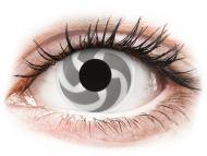Posebne barvne leče - brez dioptrije - ColourVUE Crazy Lens - Blade - brez dioptrije (2 leči)