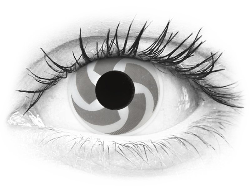 ColourVUE Crazy Lens - Blade - brez dioptrije (2 leči) - ColourVUE Crazy Lens - Blade - brez dioptrije (2 leči)