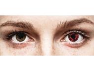 ColourVUE Crazy Lens - Kakashi - brez dioptrije (2 leči)