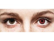 ColourVUE Crazy Lens - Madara - brez dioptrije (2 leči)