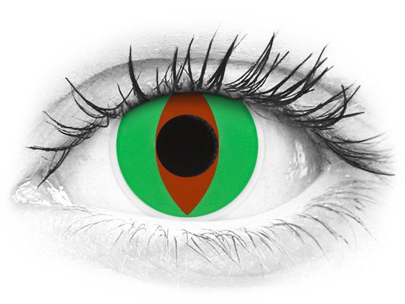 ColourVUE Crazy Lens - Raptor - brez dioptrije (2 leči) - ColourVUE Crazy Lens - Raptor - brez dioptrije (2 leči)