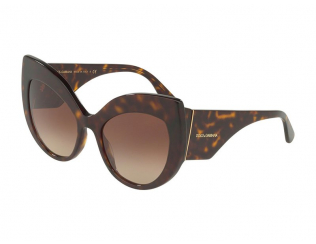 Sončna očala Cat Eye - Dolce&Gabbana DG4321 502/13
