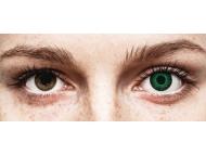 ColourVUE Eyelush Green - z dioptrijo (2 leči)