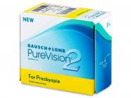 Kontaktne leče Bausch and Lomb - PureVision 2 for Presbyopia (6leč)