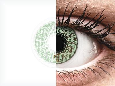 FreshLook Colors Green  - brez dioptrije (2 leči)