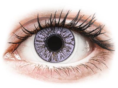 FreshLook Colors Violet - z dioptrijo (2 leči)