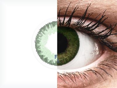 FreshLook Dimensions Sea Green - brez dioptrije (2 leči)
