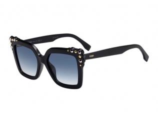 Sončna očala Oversize - Fendi FF 0260/S 807/08