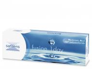 Dnevne kontaktne leče - Safe-gel Fusion 1 Day (30leč)