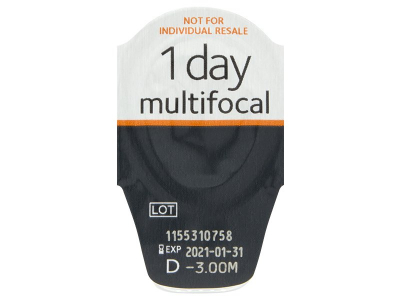 Proclear 1 Day multifocal (30 leč)
