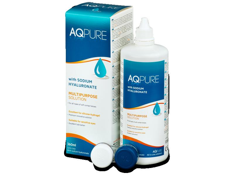 Tekočina AQ Pure 360ml  - Tekočina za čiščenje