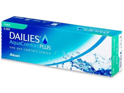 Dailies AquaComfort Plus Toric (30leč)