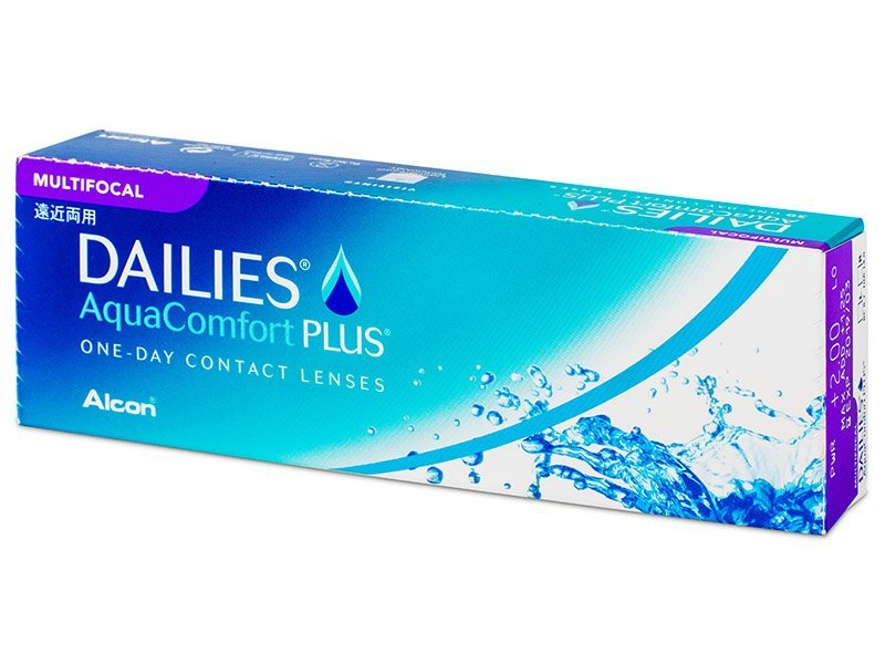 Dailies AquaComfort Plus Multifocal (30 leč) - Multifokalne kontaktne leče