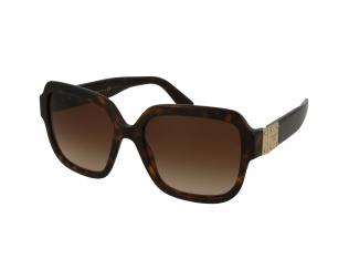 Sončna očala Oversize - Dolce & Gabbana DG4336 502/13