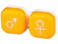 Dodatki - Škatlica man&woman - yellow