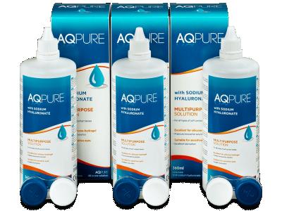 Tekočina AQ Pure 3 x 360ml