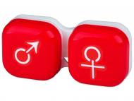 Dodatki - Škatlica man&woman - red
