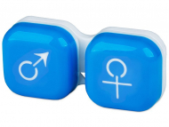 Dodatki - Škatlica man&woman - blue