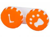 Dodatki - Škatlica Paw orange