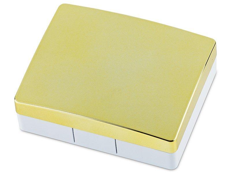 Škatlica z ogledalom Elegant  - gold  - Škatlica z ogledalom Elegant  - gold