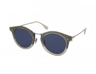Sončna očala Browline - Fendi FF M0044/G/S 09V/KU