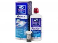 Kontaktne leče Alcon - Tekočina AO SEPT PLUS HydraGlyde 360ml