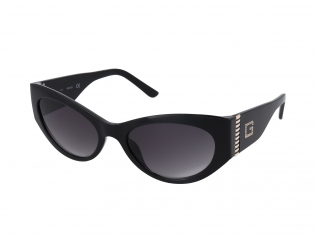 Sončna očala Cat Eye - Guess GU7624 01B