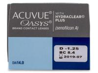 Acuvue Oasys (24 leč)